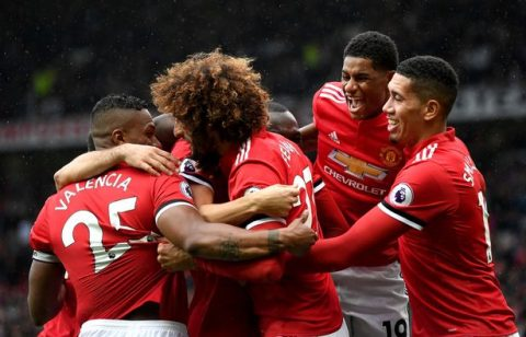 """Bộ ba """"có một không hai"""" này của M.U giờ cực kỳ quan trọng với Mourinho"""