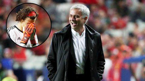 """Matic xác nhận kế hoạch """"thâm hiểm"""" của Mourinho khiến thủ môn 18 tuổi mắc sai lầm khó tin"""