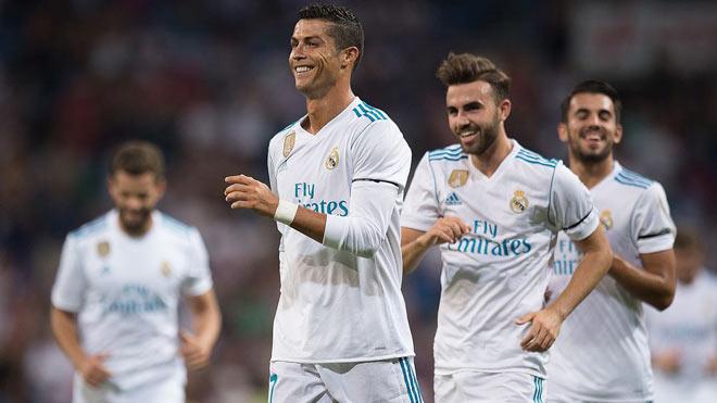 Ronaldo tỏa sáng trở lại, Real lập chiến công chưa từng xuất hiện ở La Liga