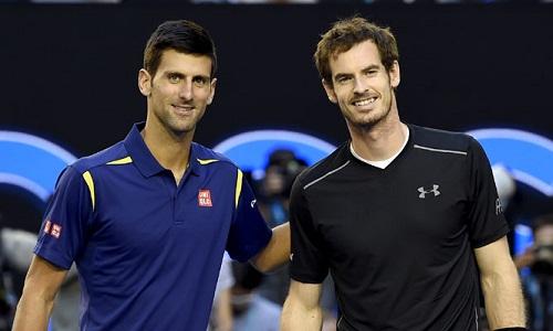 XÁC NHẬN: Djokovic và Murray tái xuất tại Australian Open 2018