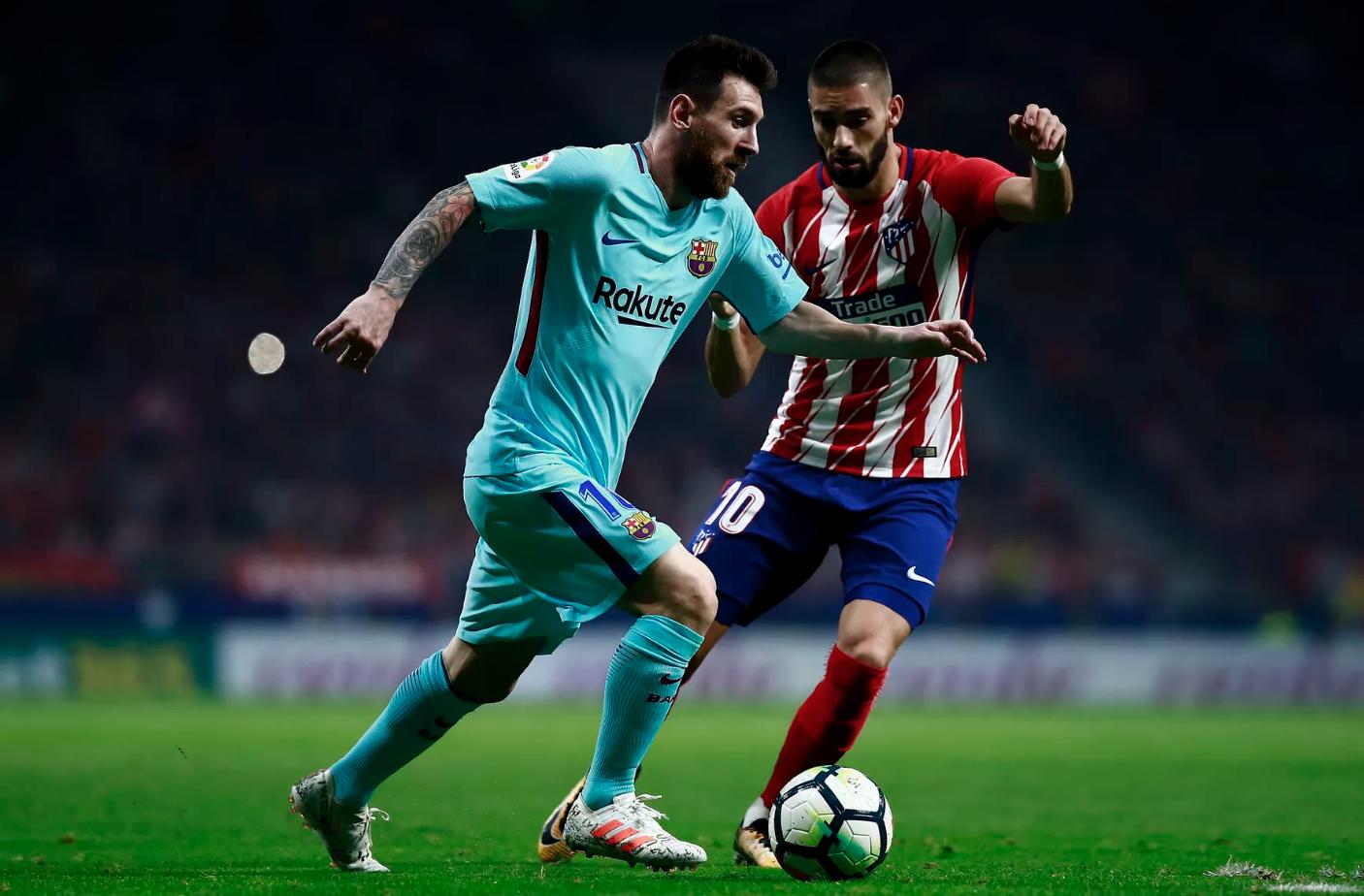 Thống kê thật sự SỐC của Messi từ đầu mùa giải đến giờ khiến fan hoảng hốt
