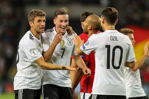 Điểm mặt 9 cái tên có cơ hội đoạt vé dự World Cup 2018 ngay trong tuần này