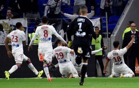 Thiếu vắng sát thủ Falcao, Monaco để thua Lyon trong màn rượt đuổi tỷ số siêu kịch tính