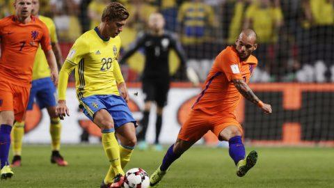 Hà Lan vs Thụy Điển, 01h45 ngày 11/10: Thôi đừng chiêm bao