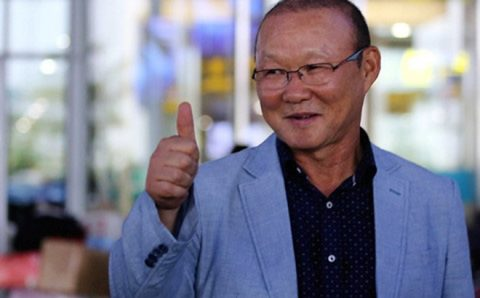 Thắng thuyết phục đội đầu bảng, HLV Park Hang-seo có quà chia tay ý nghĩa với đội bóng hạng 3