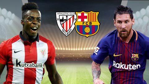 Athletic Bilbao vs Barcelona, 01h45 ngày 29/10: Chinh phục chốn cũ