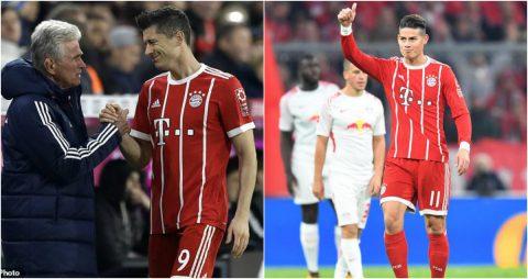 """Trở lại Bayern không lâu, Jupp Heynckes giúp Hùm xám lập nhiều cột mốc """"khủng"""" khiến tất cả phải nể phục"""