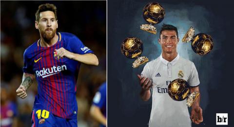 Messi tiết lộ cái tên anh sẽ bỏ phiếu đoạt QBV 2017 khiến tất cả bất ngờ