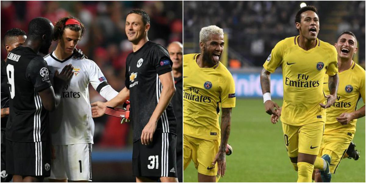 Điểm mặt các đội bóng gần như đã chắc chắn vượt qua vòng bảng Champions League sau lượt đi