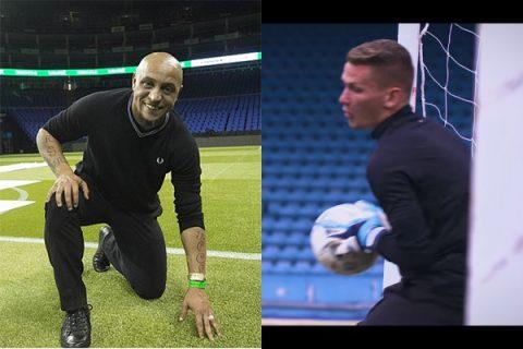 VIDEO: Tung cú sút sấm sét đẩy bay cả thủ môn vào lưới, huyền thoại Roberto Carlos khiến cả thế giới kinh ngạc ở tuổi 44