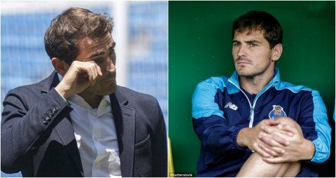 Người hâm mộ bàng hoàng khi huyền thoại Casillas bị Porto hắt hủi, đẩy ra đường với giá rẻ mạt