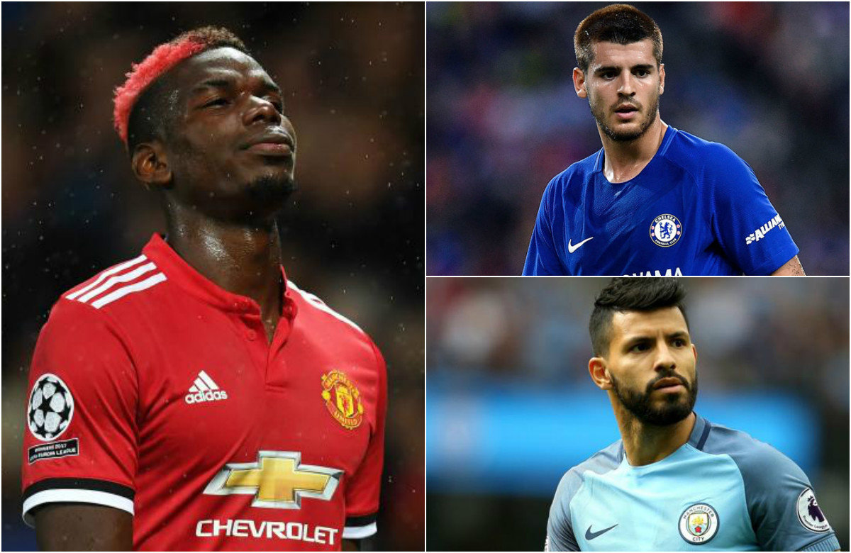"""Pogba và đội hình """"siêu khủng"""" đang gặp chấn thương ở Premier League"""