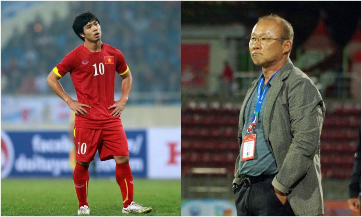 Dưới thời HLV Park Hang-seo, thứ bóng đá đẹp của tuyển Việt Nam sẽ bị giết chết?