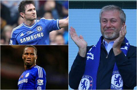 """Top 9 bản hợp đồng """"siêu chất lượng"""" biến Chelsea từ kẻ chầu rìa thành thế lực đáng sợ nhất nhì thế giới"""