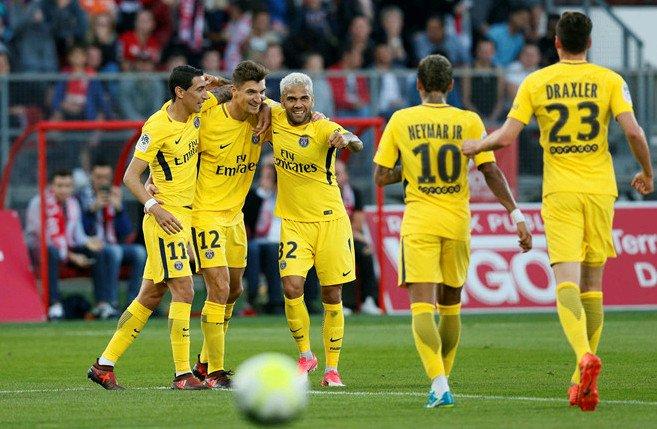 Hàng công đắt giá im hơi lặng tiếng, PSG nhọc nhằn vượt ải Dijon nhờ nhân tố không ai ngờ tới
