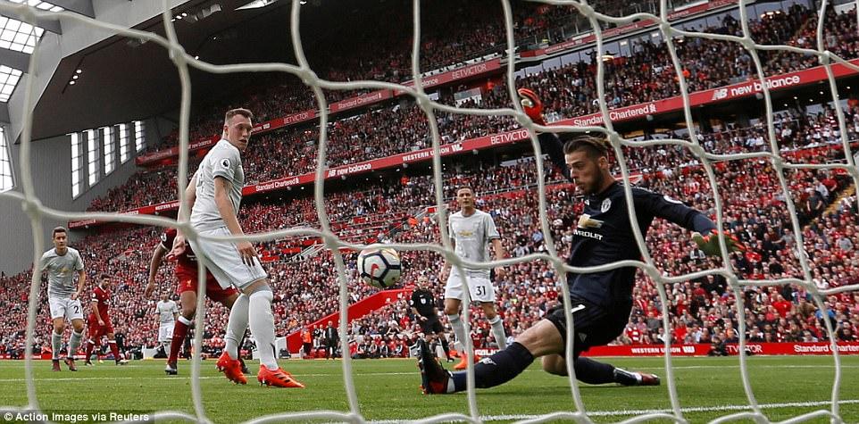 THỐNG KÊ: De Gea đang là thủ thành sở hữu nhiều pha cứu thua xuất thần nhất tại Premier League
