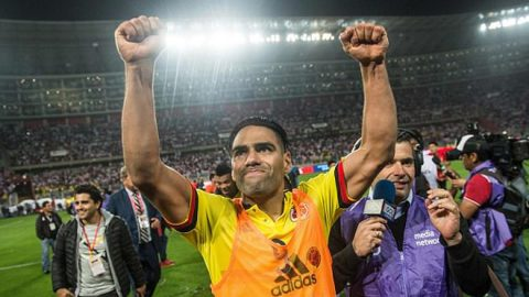 NÓNG: Lộ diện thêm bằng chứng Falcao bán độ trong trận gặp Peru