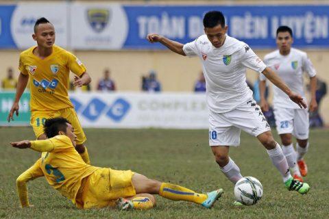 Văn Quyết ghi bàn trong vào phút cuối, Hà Nội cầm hòa FLC Thanh Hóa trong màn rượt đuổi tỷ số siêu kịch tính