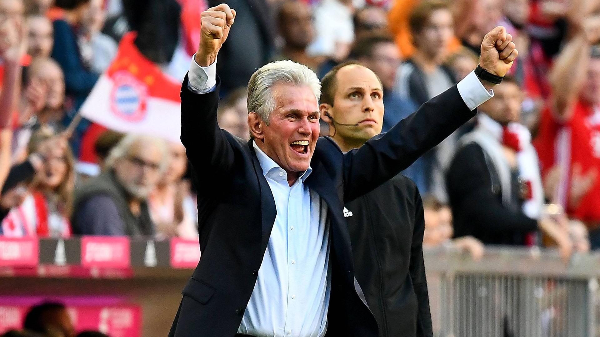 5 điểm nhấn sau đại thắng của Bayern: Ancelotti bị phản, Jupp Heynckes quá hay, Hùm xám thực sự đang trở lại
