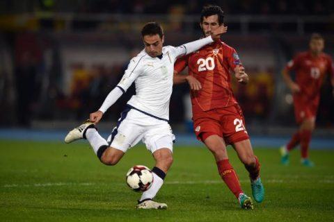 Italia vs Macedonia, 01h45 ngày 7/10: Lấy lại niềm tin