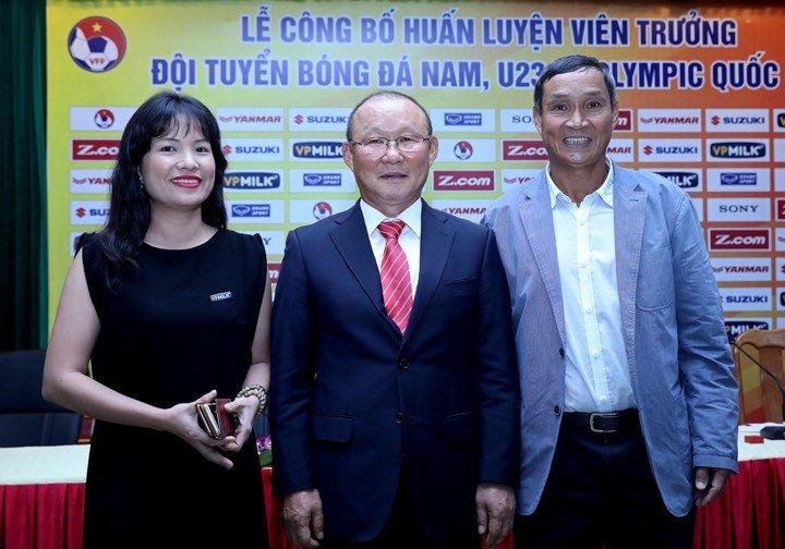 HLV Park Hang-seo: 'Mục tiêu của tôi là đưa ĐT Việt Nam vào top 100 thế giới'