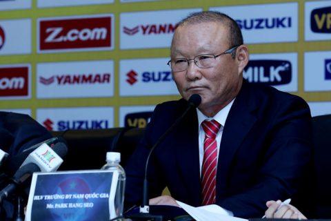 Ông Lê Thụy Hải gây bất ngờ ngày HLV Park Hang Seo chính thức ngồi ghế nóng ĐTVN