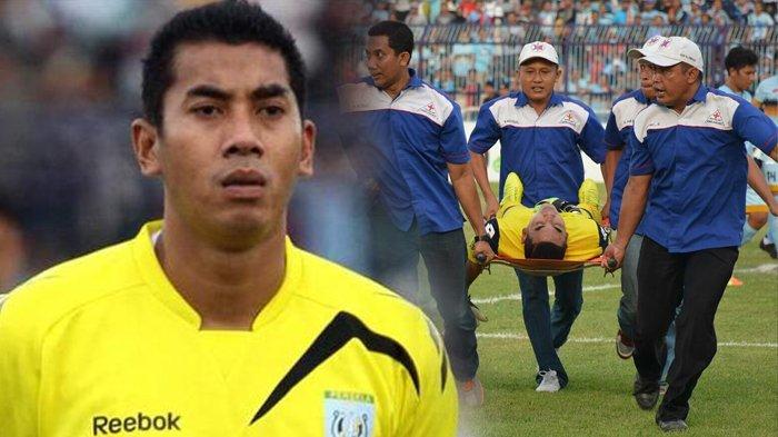 Cái chết của thủ môn huyền thoại Indonesia và những bi kịch đau đớn nhất trên sân cỏ