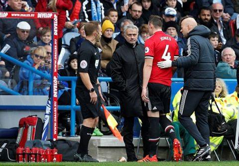 Man Utd khủng hoảng trung vệ trầm trọng trước chuỗi ngày giông bão