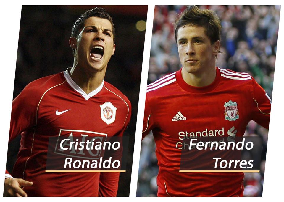 So sánh đội hình tốt nhất thế kỷ 21 của M.U và Liverpool: Quỷ nào mạnh hơn?
