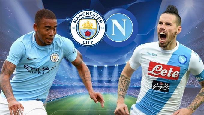 "Man City vs Napoli, 01h45 ngày 18/10: Bản ""hard rock"" ở Etihad"