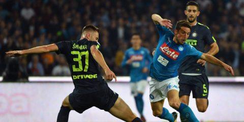 Spalletti cao tay giúp Inter Milan ngắt mạch toàn thắng của Napoli