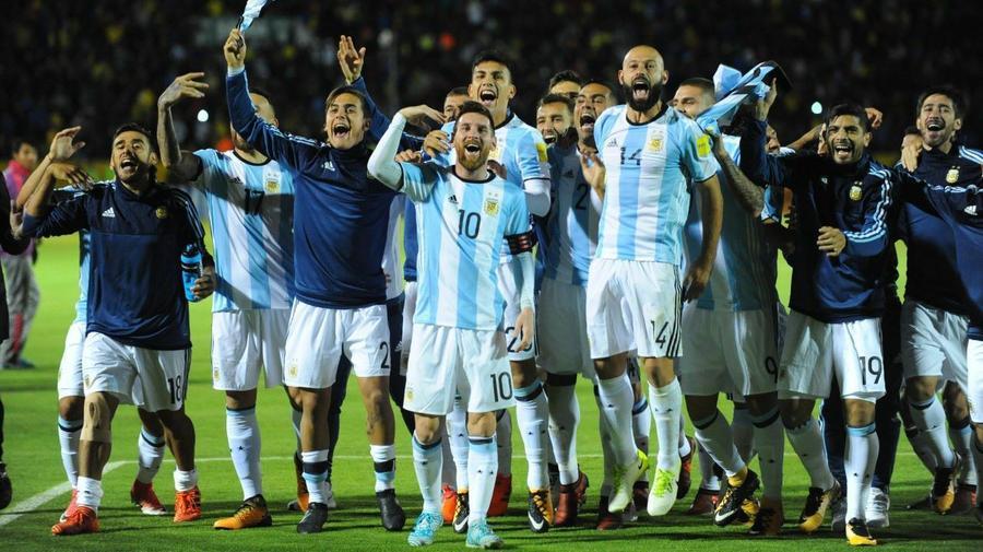 Argentina thực sự quá xoàng, chỉ có mình Leo Messi đẳng cấp