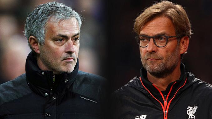 Trước thềm derby nước Anh: Mourinho tuyên bố đá 9 tiền đạo trước Liverpool, Jurgen Klopp phủ nhận muốn dẫn dắt M.U