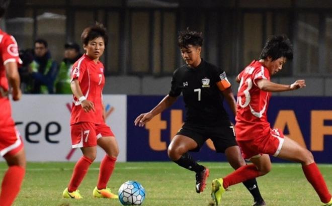 Cả xứ Chùa Tháp bàng hoàng khi Thái Lan thua thảm 0-9 trước Triều Tiên