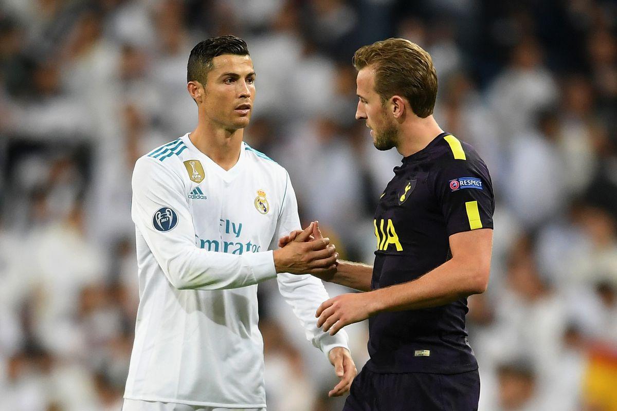 """Harry Kane """"mất ăn mất ngủ"""" sau khi nhận được món quà ý nghĩa này từ thần tượng Ronaldo"""