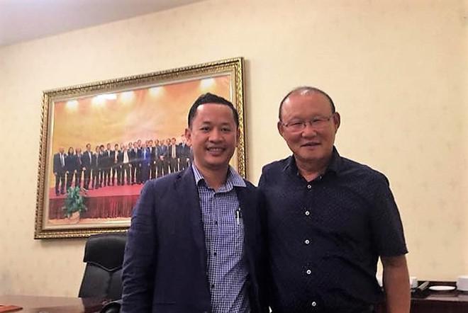Thầy giáo của Công Phượng bất ngờ trở thành trợ lý đầu tiên của HLV Park Hang Seo