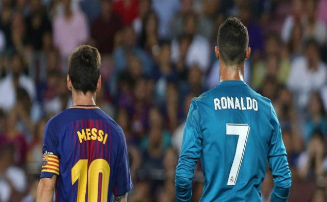 Cuộc đua 100 bàn tại đấu trường châu Âu: Ronaldo chỉ giỏi 11m, Messi mới đáng khâm phục
