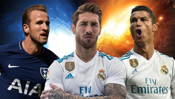 Những cái tên sẽ quyết định thành bại ở đại chiến Real vs Tottenham đêm nay