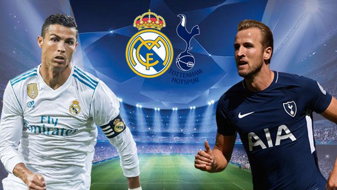 Real Madrid vs Tottenham, 01h45 ngày 18/10: Độc chiếm ngôi đầu