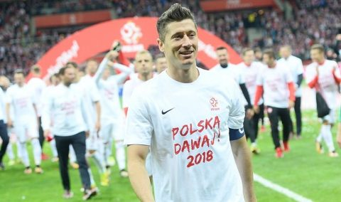 Người hùng Lewandowski nhận bằng cử nhân sư phạm sau khi đưa Ba Lan tới World Cup 2018