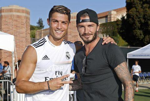 Những số 7 nổi tiếng nhất mọi thời đại: Có Ronaldo, không Beckham