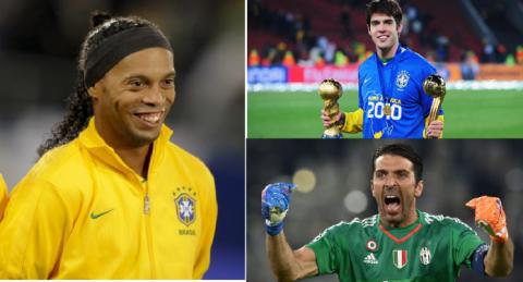 Đội hình bất khả chiến bại do ảo thuật gia Ronaldinho bình chọn: Bất ngờ hàng tiền vệ
