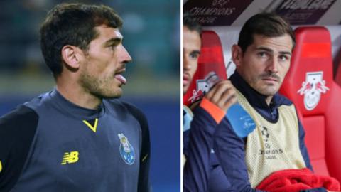 Bị Porto hắt hủi, đá ra đường không thương tiếc, Cassillas sắp rời Bồ Đào Nha để khoác áo ông lớn Premier League