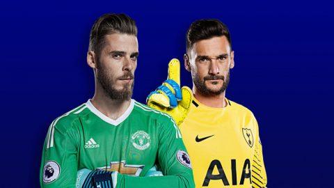 """Cuộc """"so găng"""" giữa De Gea và Hugo Lloris sẽ quyết định vận mệnh đại chiến Man Utd – Tottenham"""