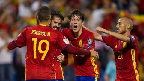"""Israel vs Tây Ban Nha, 01h45 ngày 10/10: """"Đội B"""" tập bắn"""