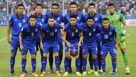 """Phát ngán với """"ao làng"""", Thái Lan cử đội U22 dự AFF Cup 2018"""