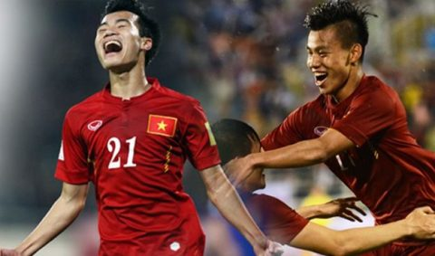 """Văn Thanh – Văn Toàn và những tài năng bóng đá sáng giá nhất làm rạng danh vùng """"ĐẤT HỌC"""" Hải Dương"""
