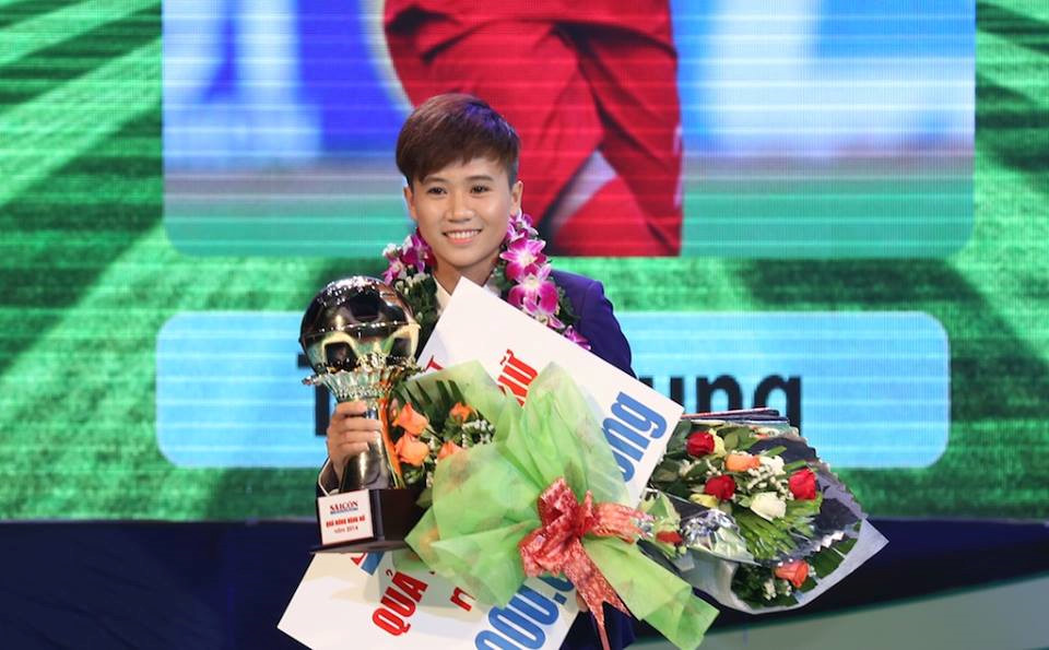 """""""Nữ Beckham Việt Nam"""" Tuyết Dung có mặt trong 100 phụ nữ tiêu biểu toàn cầu của BBC khiến cả nước tự hào"""