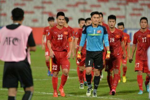 Việt Nam bất ngờ trở thành chủ nhà vòng loại U19 Châu Á 2018