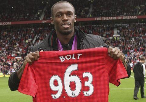 Huyền thoại Usain Bolt đổi nghiệp, muốn trở thành cầu thủ vào năm sau